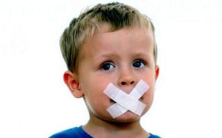 ЗРР у детей: симптомы и лечение. Как помочь заговорить ребенку