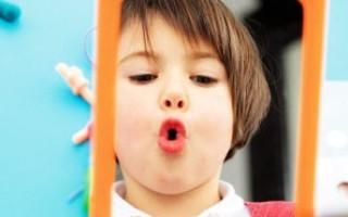 5 правил применения артикуляционной гимнастики на звук Р