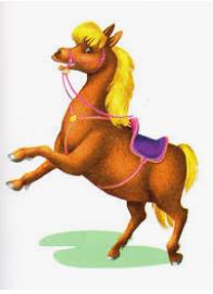 Упражнение Лошадка