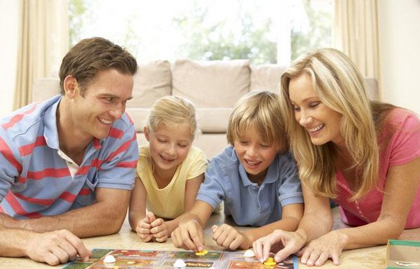 Гармоничная семья