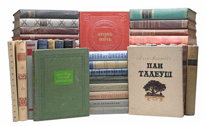 Художественная литература для развития речи