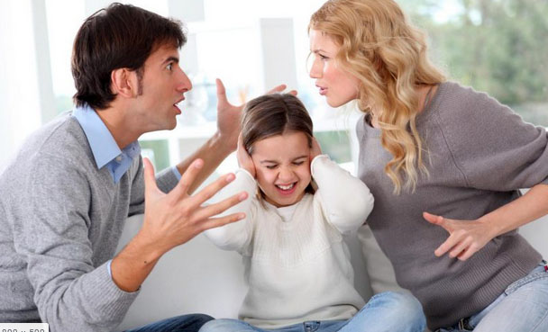 Конфликты у родителей