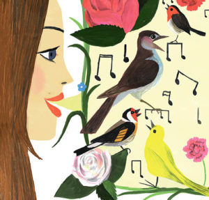 Пение для красивого голоса