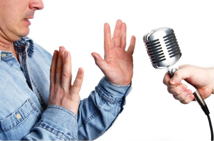 Выступление перед публикой - это стресс