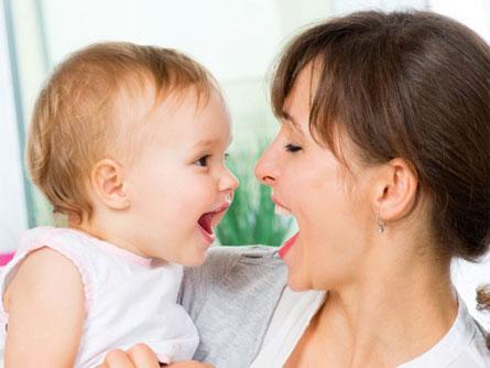 Если ребенок не агукает - общайтесь!