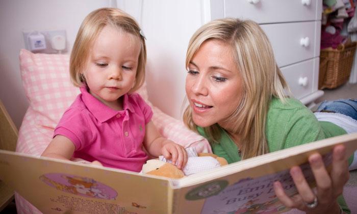 Родительское внимание - важное условие развития речи у ребенка