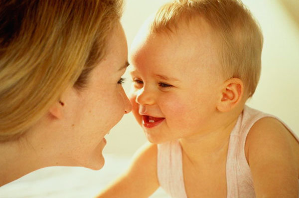 Вовлекайте ребенка в разговор
